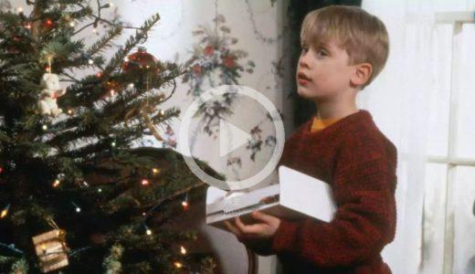 パパ必見!U-NEXT【ホームアローン】動画をテレビで見る!31日間無料動画「ホームアローン」を家族揃ってテレビで見る方法