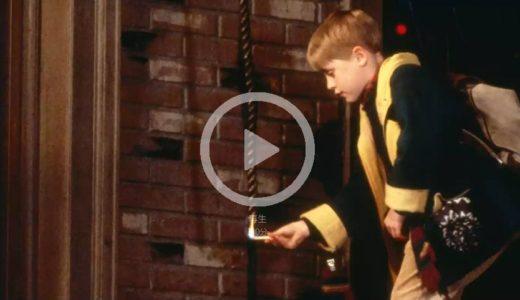 パパ必見!U-NEXT【ホームアローン2】動画をテレビで見る!31日間無料動画「ホームアローン2」を家族揃ってテレビで見る方法